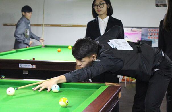 2016高校(天津)大学生中式台球锦标赛在我校举苏州车管所网上选号